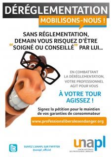 Dossier  : mobilisation syndicale contre la déréglementation